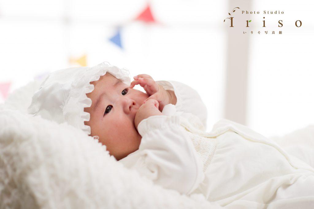 お宮参り 百日記念 赤ちゃん 衣裳