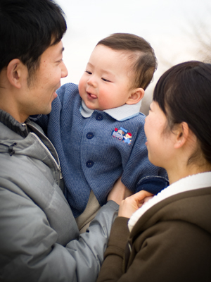 いりそ写真館 Official Blog!?-家族の絆 入曽写真館