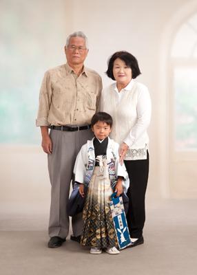 いりそ写真館 Official Blog!?-家族写真 祖父母 神社 お参り