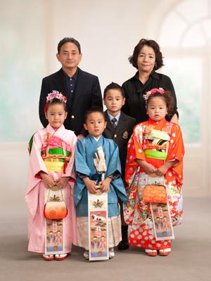 いりそ写真館 Official Blog!?-七五三 神社 お参り 祖父母 写真