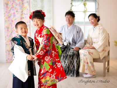 $いりそ写真館 Official Blog!?-家族写真 和服 親子写真
