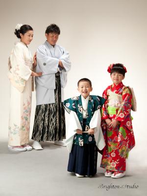 いりそ写真館 Official Blog!?-家族写真 和装 親子写真