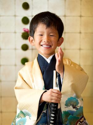 いりそ写真館 Official Blog!?-5歳 5才 五歳 袴 着物撮影