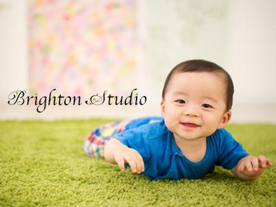 いりそ写真館 Official Blog!?-赤ちゃん 撮影 明るい
