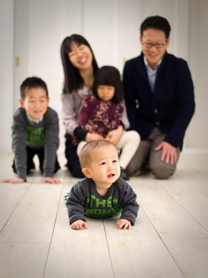 いりそ写真館 Official Blog!?-家族写真