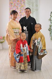 いりそ写真館 Official Blog-七五三 狭山市 家族写真