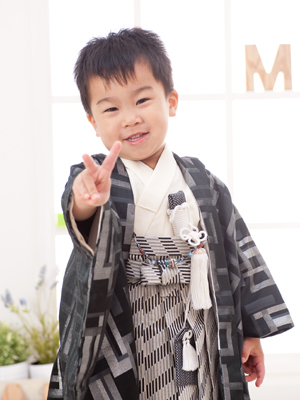 $いりそ写真館 Official Blog-七五三 三歳 男の子 狭山市入間市所沢市