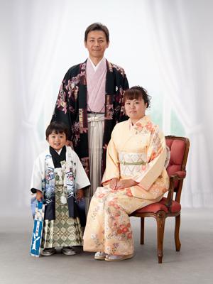 いりそ写真館 Official Blog-七五三 家族で 着物 狭山市 入間市 所沢市