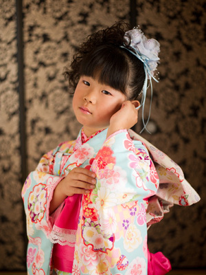 いりそ写真館 Official Blog-七五三 着物撮影 七歳 7才 所沢入間狭山