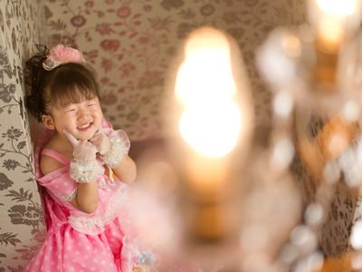 いりそ写真館 Official Blog-狭山市 ドレス 3歳 三歳 七五三 753