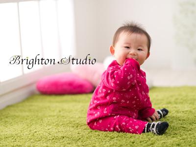 狭山市 赤ちゃん 写真 ベビーフォト